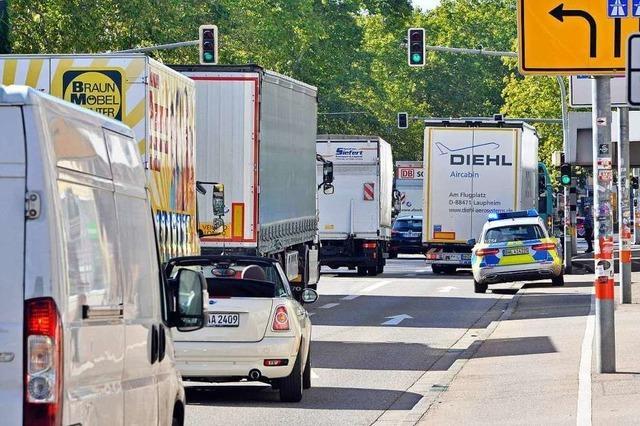 Stau und Dreck in Freiburg – es hätte Alternativen gegeben