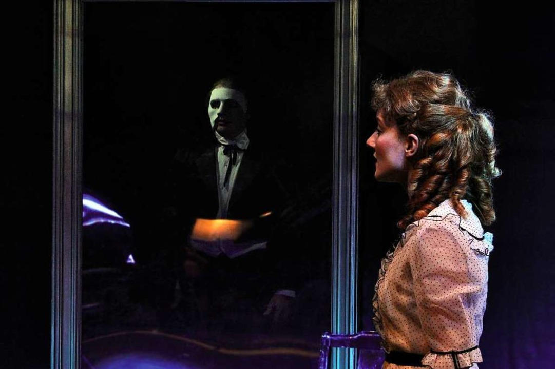 Besessen von Christine: das Phantom    | Foto: Christian Schmidt