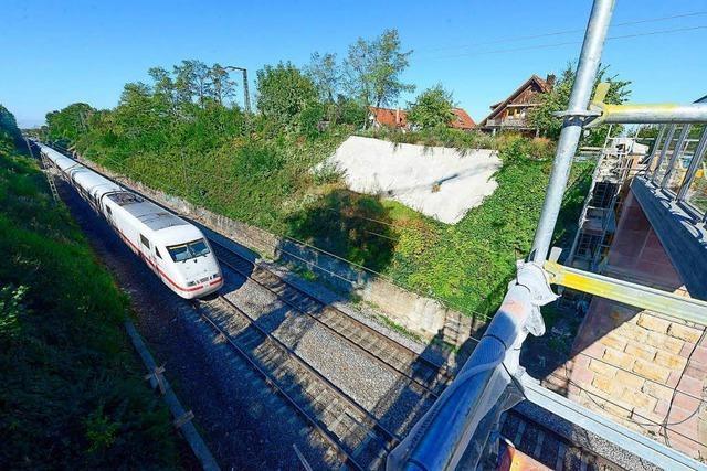Bahn kündigt neue Sicherungsarbeiten in St.Georgen an