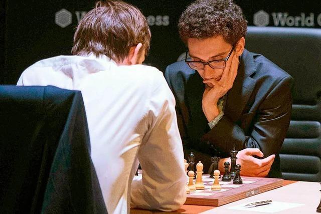 Wie ein Deutscher bei der Schach-Olympiade in Georgien gegen Betrug vorgeht