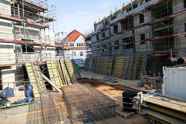 Rheinfelden: Zweifel an der Adelbergbebauung