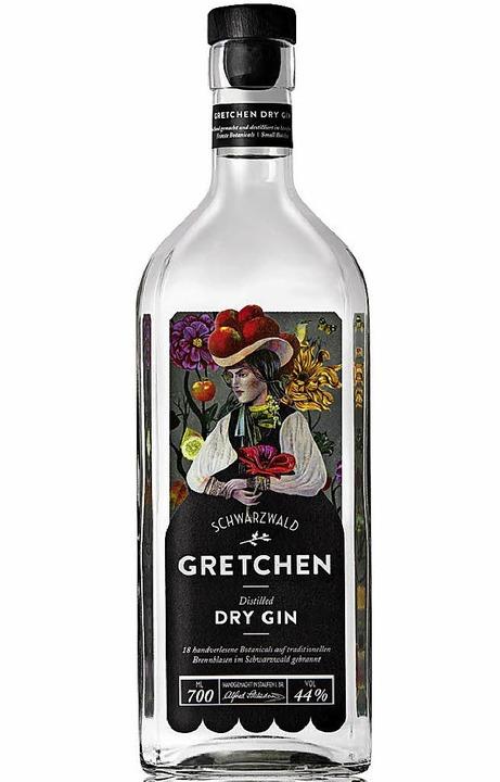 Schladerers Gin     Foto: Schladerer