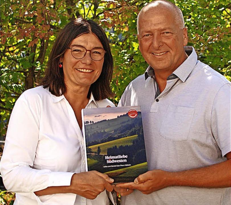Jutta und Daniel Höllstin   | Foto: Louis Gross