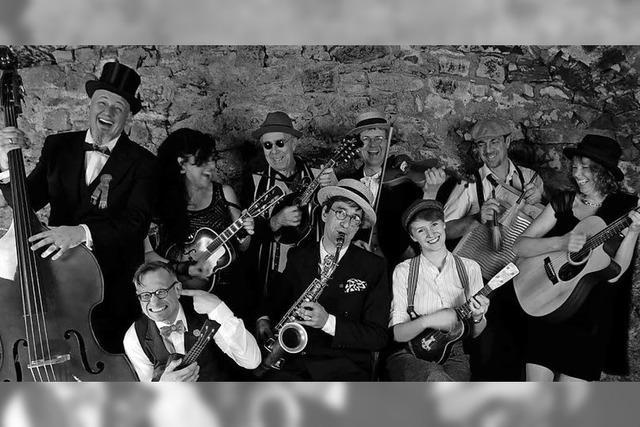 Die Croonies bringen Fetziges aus den 20er und 30er Jahre nach Lahr