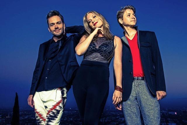 Ebb & Flow (USA) bingen ihre neue Single mit in den Spitalkeller Offenburg