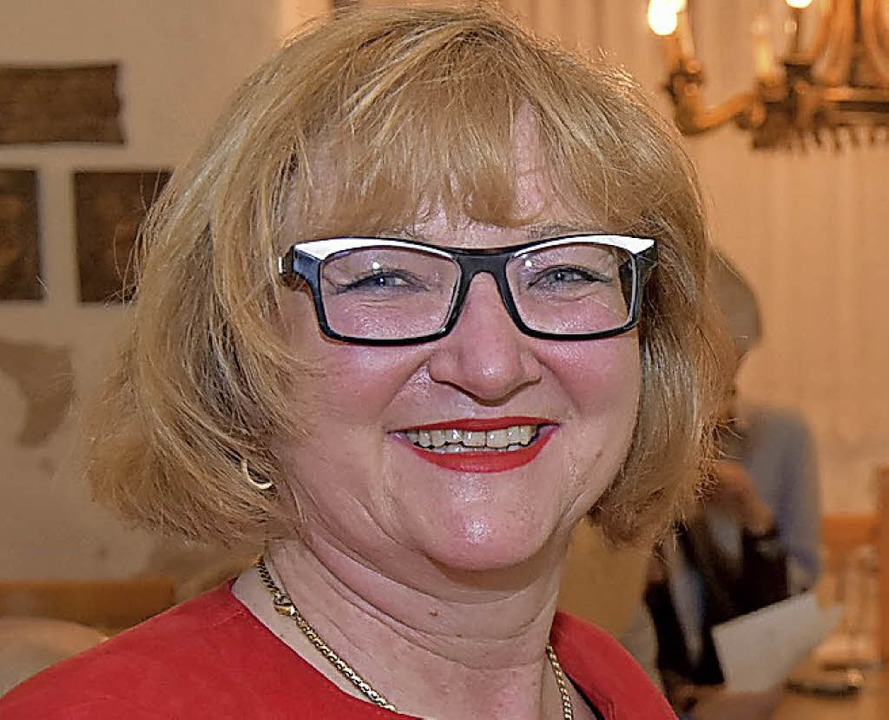 Sabine Hartmann-Müller  | Foto: Heinz u. Monika Vollmar