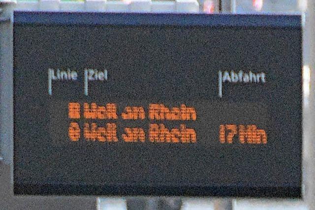 Fahrgast-Info im Busverkehr muss noch warten