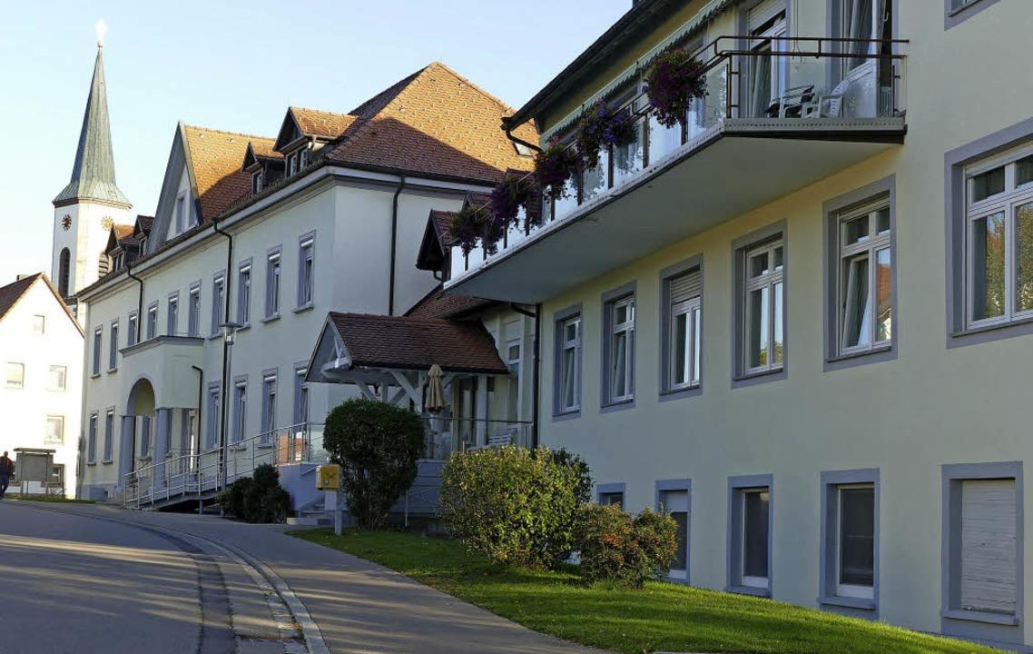 Für das Löffinger Altenpflegeheim St. ...icherer Zukunft ausgearbeitet werden.   | Foto: Martin Wunderle