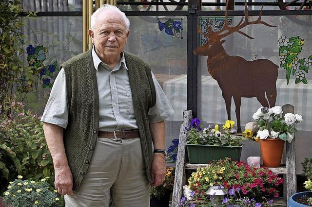 In der Natur und der Jagd ist er daheim