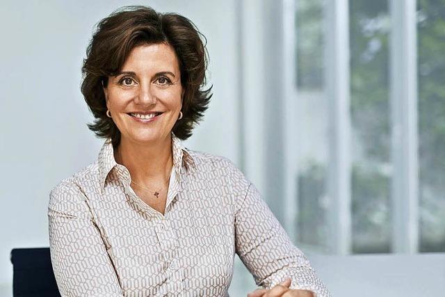 Erika Zender wird Mitglied der Geschäftsführung in der Aluminium
