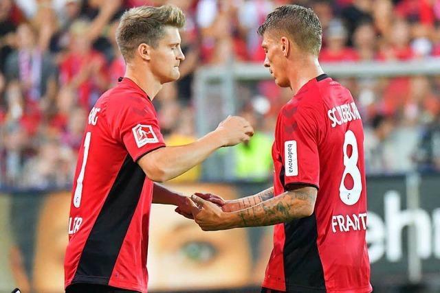 SC Freiburg kann Ausfälle diese Saison besser kompensieren