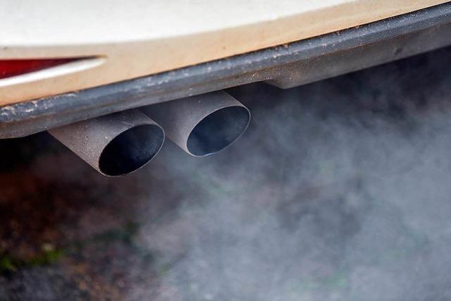 Regierung setzt auf Diesel-Tauschaktion