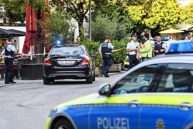 Messerstecherei in Ravensburg – Oberbürgermeister stellt Angreifer persönlich