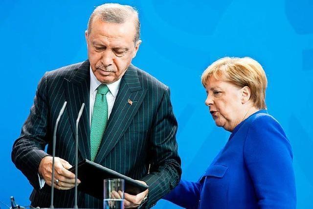 Die Not macht Erdogan gesprächig
