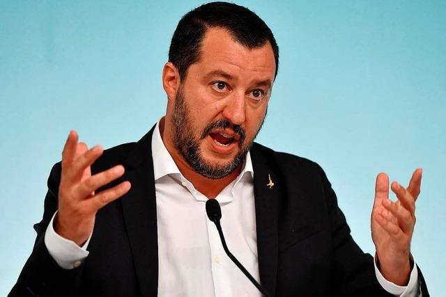 Die Tabubrüche des Matteo Salvini