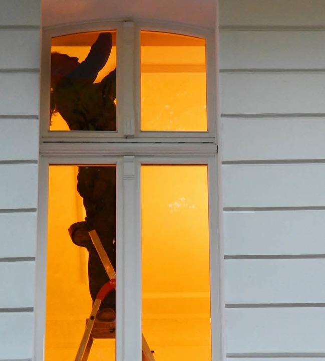 Schwarzarbeit ist längst Teil der orga...t Sachgebietsleiter Dieter Quasnowitz.  | Foto:  Zoll
