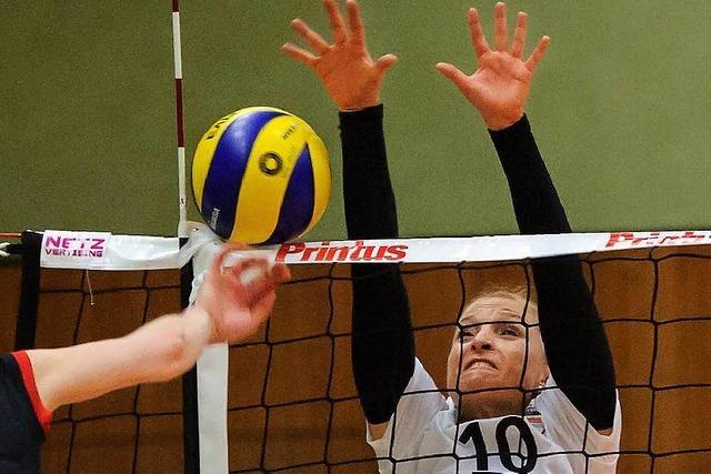 VC Printus Offenburg siegt und freut sich auf das Spitzenspiel am Sonntag