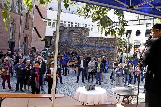 Museumsplatz feierlich eröffnet