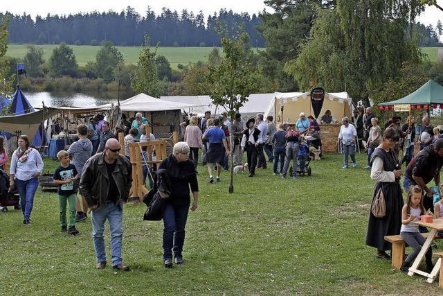 Mittelalter am Kirnbergsee