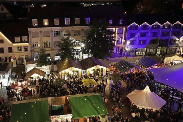 Das Volksfest der Ortenauer