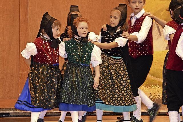 Theater, Tanz und ganz viele tolle Trachten