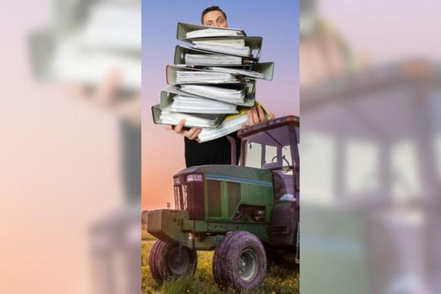 Die Bauern und der Papierkrieg