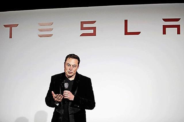 Elon Musk bleibt Chef, gibt aber etwas Macht ab