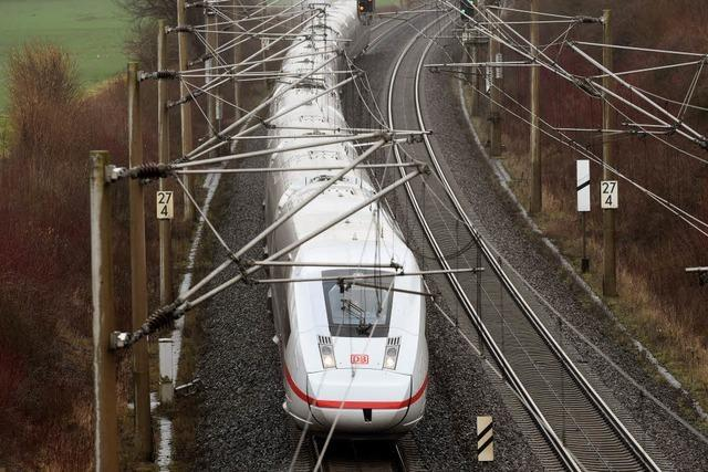 Die Bahn saniert ab 2019 – und sperrt Hauptstrecken monatelang