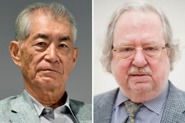 Medizin-Nobelpreis an James Allison und Tasuku Honjo für Krebstherapie