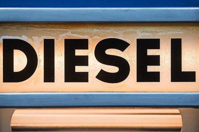 Diesel-Spitzentreffen: Prämien helfen nicht allen