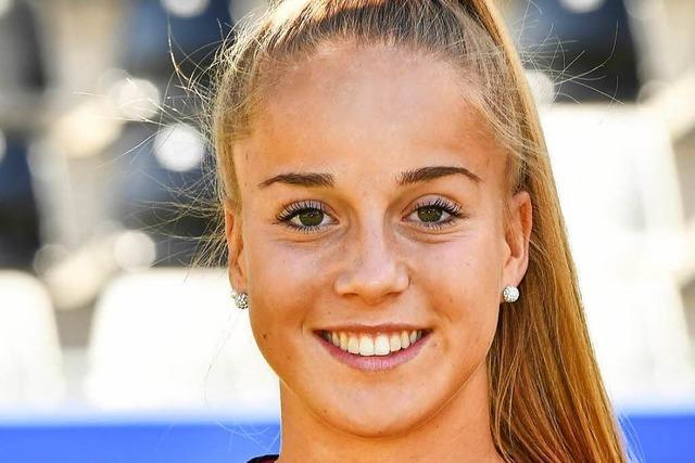 Doppelschlag von Giulia Gwinn beim SC-Sieg in Leverkusen