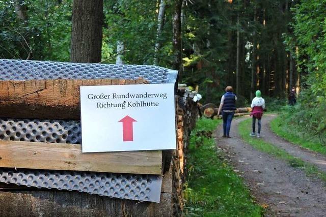 Wandertag: So haben wir Siensbach noch nie gesehen
