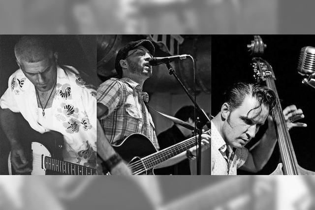 TTR aus Freiburg bringen Blues- und Rockabilly-Klasiker nach Lahr