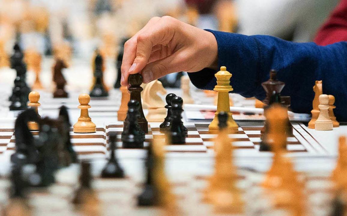 Wer setzt wen schachmatt?  | Foto: dpa