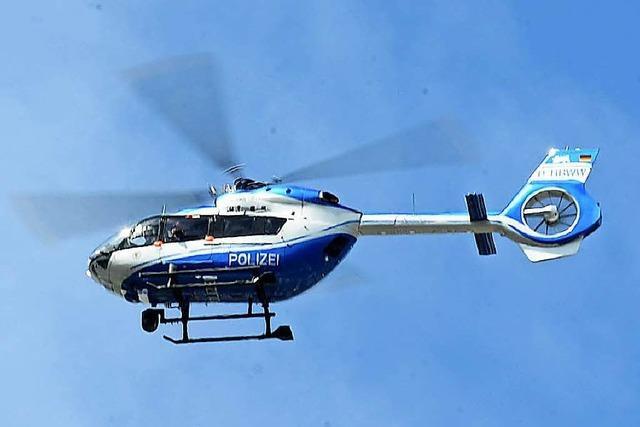 Bergwacht darf künftig Hubschrauber von Polizei anfordern