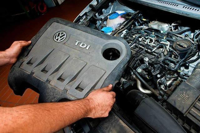 Dieselkonzept sieht Hardware-Nachrüstungen und Kaufprämien vor