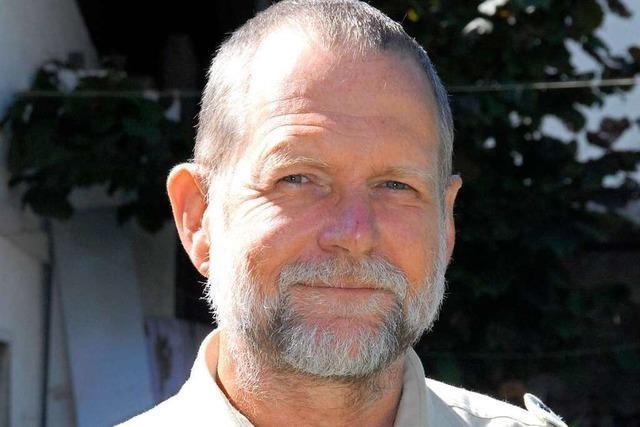 Rainer Klaiber ist Teamleiter bei den christlichen Pfadfindern