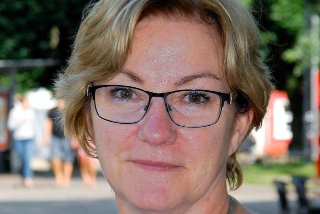 Susanne Möhrmann engagiert sich in der Nachbarschaftshilfe des Seniorenbüros
