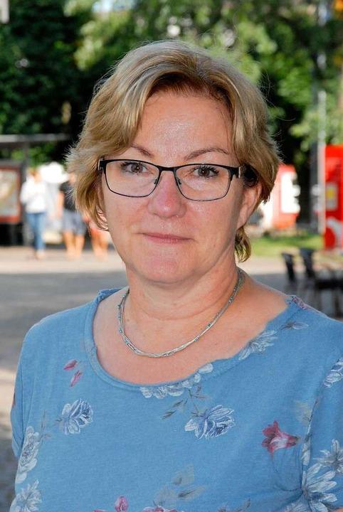 Susanne Möhrmann.  | Foto: Leony Stabla