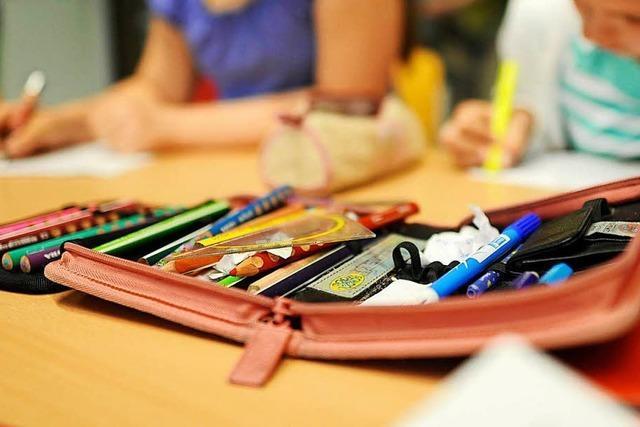 Der Platz und die Lehrer werden knapp in Gundelfingens Grundschule