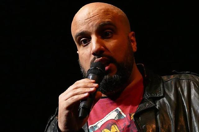 Comedian Abdelkarim im Interview:
