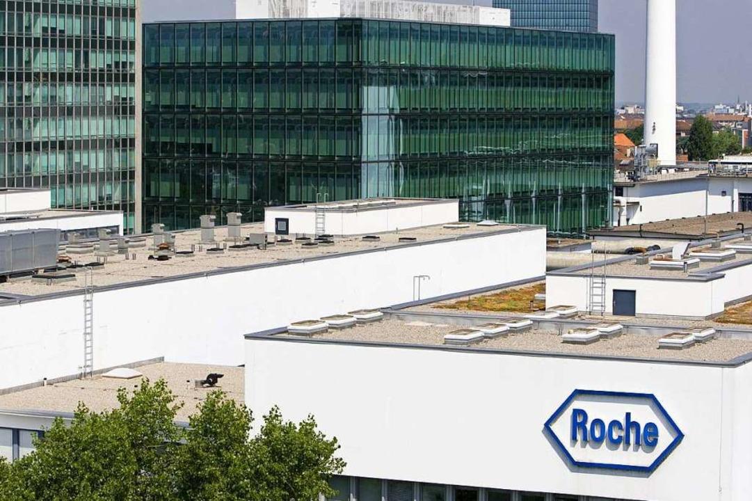 Roche setzt jährlich 53 Milliarden Franken um.  | Foto: Roche