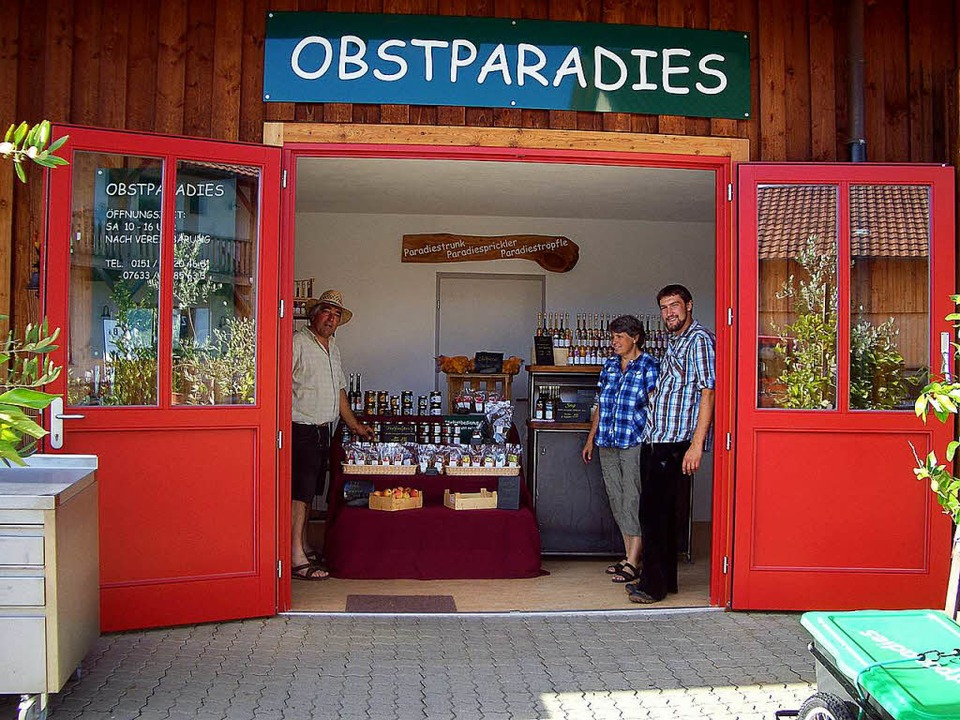 Der Hofladen  | Foto: Gabriele Hennicke