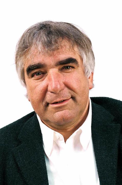 Martin Geng, der sich auch für die Fre...r im Gemeinderat von Staufen engagiert  | Foto: privat