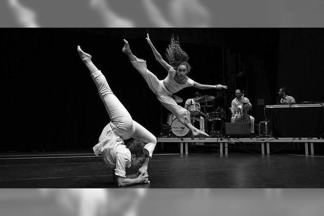 Vom Streetdancer zum Burghof-Choreografen
