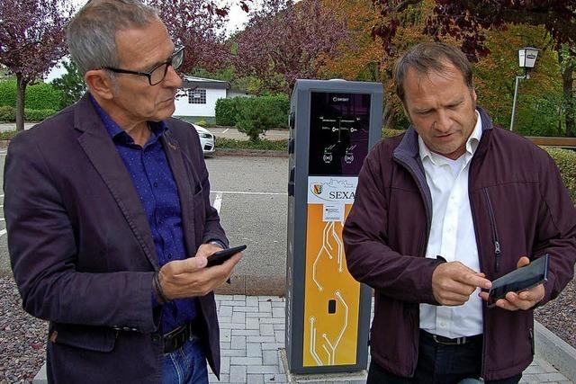 Gemeinde investiert in Elektromobilität
