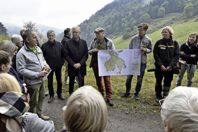 Der Umweltausschuss war unterwegs im Biosphärengebiet