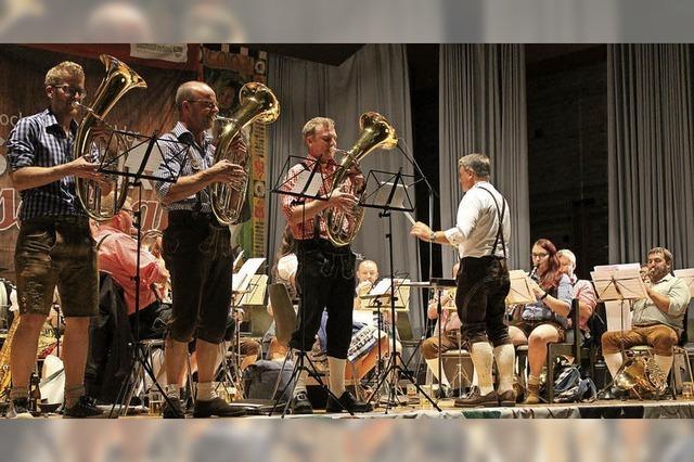 Eine große musikalische Gaudi