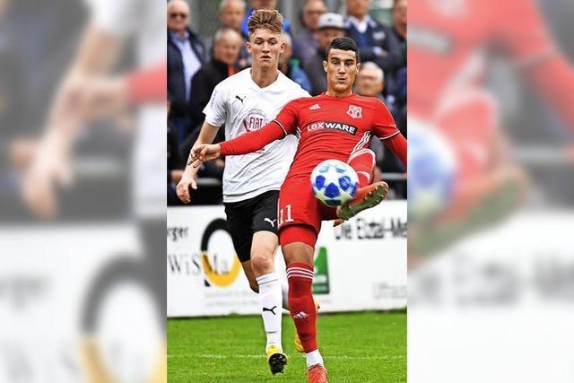 Freiburger FC ist wieder vorne