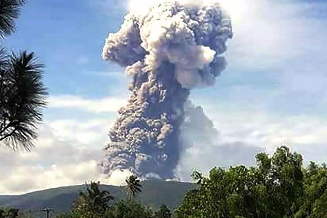 Sulawesis Natur tobt weiter